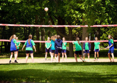 Volleyball extérieur